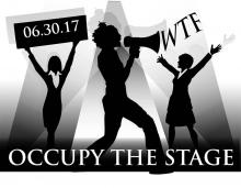 Occupy the Stage logo